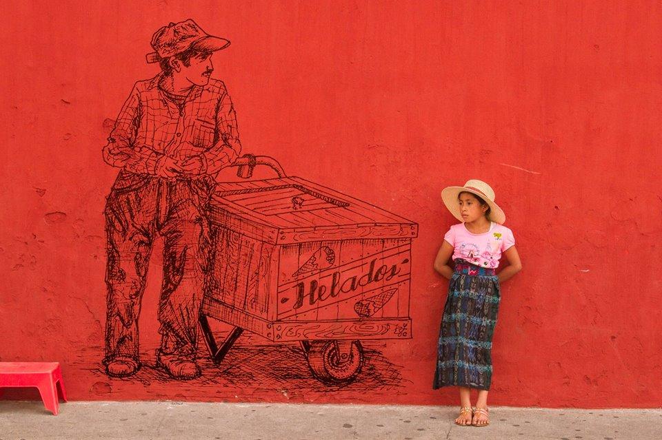 Utopía No.2 - El Heladero : La Antigua Guatemala.